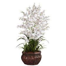 Faux Flower Arrangements Artificial Flowers Artificial Plants U0026 Flowers The Home Depot