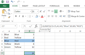 Countif Sumif Minif Sum Count Average Functions In Excel Excel Tutorial For Excel