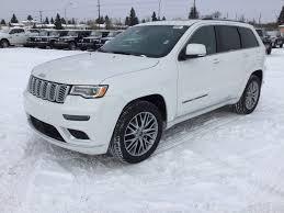 green jeep grand cherokee new 2018 jeep grand cherokee 4x4 summit v6 edmonton ab express