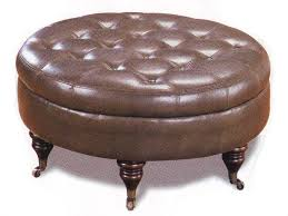 round fabric ottoman coffee table tags new ottoman coffee table