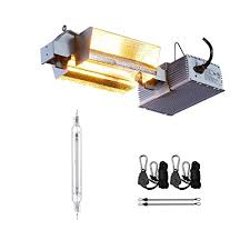 grow lights double ended topolite de 1000w grow light kit double ended hps grow light fixture