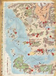 Triangular Trade Map Life In The Realms Coin And Commerce