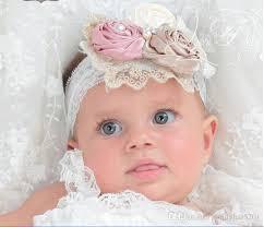 lace headbands baby lace headbands kids girl 3d flower headband 2017