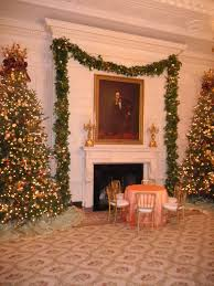 White House Dining Room Christmas Decorating At The White House Todd Richesin Interiors Llc