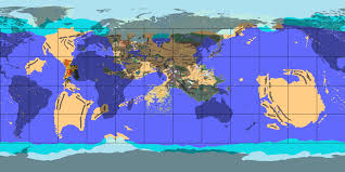 Ice Age Interactive Map My Blog by Candlekeep Forum A Climate Map Of Faerûn