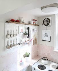 pegboard kitchen storage inspired by charm bloglovin u0027