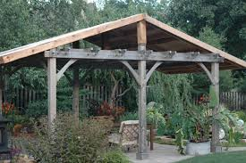 shelter house in the backyard for summertime fun patio paradise