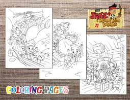 jake and the neverland pirates invite jake and the neverland pirates coloring pages jake and the