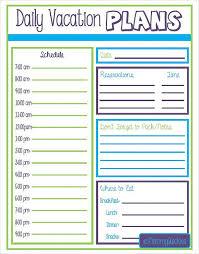 vacation calendar template free digital or printable calendar
