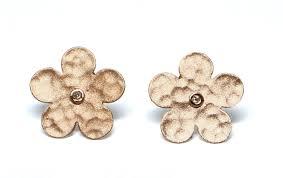 ear studs designs movida goi blossom ear studs movida