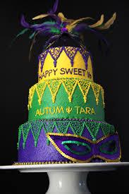 mardi gra cake mardi gras birthday cake rosscocakes