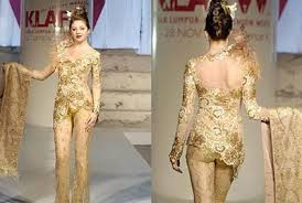 wedding dress kebaya wedding information casual ethnic kebaya as a wedding dress