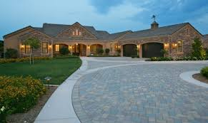 one story homes 16 amazing luxury single story homes architecture plans 7406