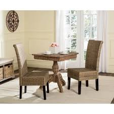 Kitchen  Dining Chairs Youll Love Wayfairca - Wicker dining room chairs