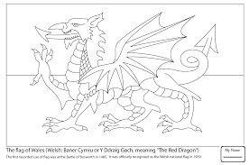 Flag Og England Coloring Pages For Kids Flag Of England Countries Cultures