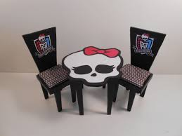 monster high table and chair set monster high table and chairs set http jeremyeatonart com