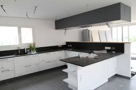 caisson hotte cuisine hotte de plafond problème d aspiration
