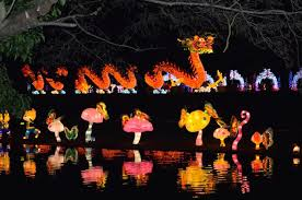 holiday magic festival of lights 2017 chiswick magical lantern festival is back londonist