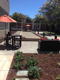 commercial bocce ball court projects bocce builders of america