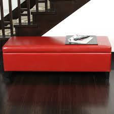 red leather benches 138 furniture design on red faux leather