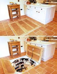 Wine Cellar Floor - secret spirals underground home wine cellar spaces urbanist