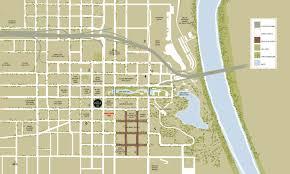 Maps Omaha Downtown Omaha The Paxton Ballroom
