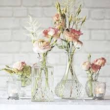 square glass vase centerpiece ideas best clear vases on picture