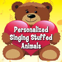Singing Stuffed Animals Personalized Singing Stuffed Animals I Can T Believe It S Me