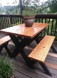 25 unique picnic tables ideas on pinterest diy picnic table