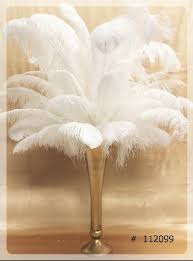 ostrich feather centerpieces ostrich feather centerpieces the ultimate wedding project