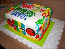 yo gabba gabba birthday cake babygaga