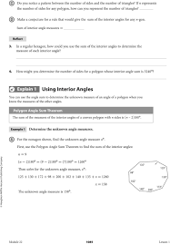 worksheet triangle sum and exterior angle theorem answers 28
