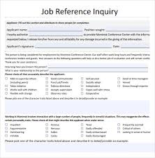 sample job reference template the 25 best employee