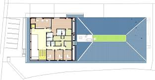Health Center Floor Plan Gallery Of Babia Health Center Virginiaarq 20