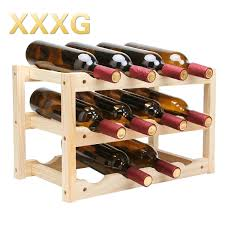 wine rack build wine storage cabinet xxxg solid wood creative