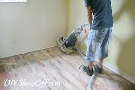 Sanding Floor by How To Sand Hardwood Floors Apartment Makeover Before