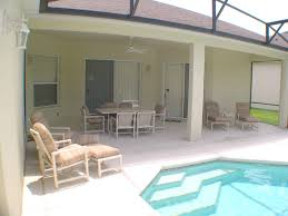 covered lanai orlando vacation rentals highlands reserve vacation rentals