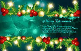 corner and border christmas design vector free download