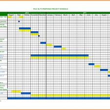 project plan template word project schedule template project
