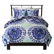 Blue Spot Duvet Cover Boho Boutique Bedding Sets U0026 Collections Target