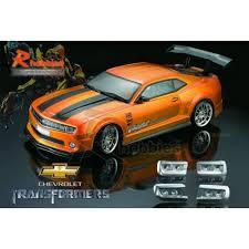 camaro rc car 1 10 chevrolet camaro pc transparent 190mm rc car