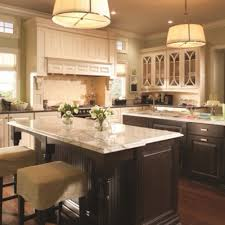pictures of white kitchen cabinets with dark countertops 3493