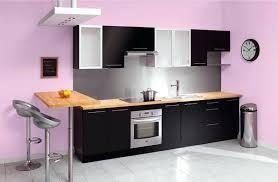 meuble de cuisine noir laqué conforama cuisine noir laqué argileo
