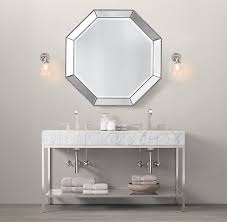 Metal Bathroom Vanity by Hudson Metal Double Frame Washstand Bathroom Vanity Pinterest
