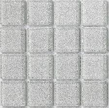 Glass Mosaic Border Tiles Silver Glitter Glass Mosaic Tiles Feature Wall Splashback Borders