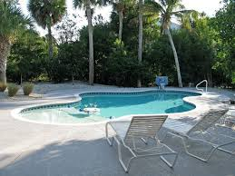 house with pool very secluded and private house with homeaway boca grande
