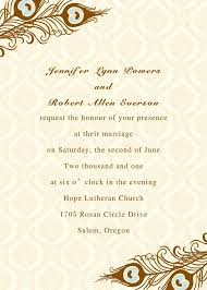 Sagan Ceremony Invitation Card Matter 100 The Best Wedding Invitations Wording Wedding Invitation