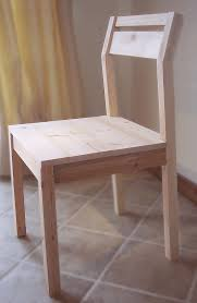 Knock Off Modern Furniture by Ana White Modern Angle Chair Diy Projects