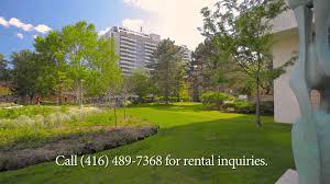 toronto apartments for rent video 33 davisville avenue youtube