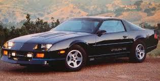 1989 chevy camaro iroc 1989 chevrolet camaro 1989 chevrolet camaro howstuffworks